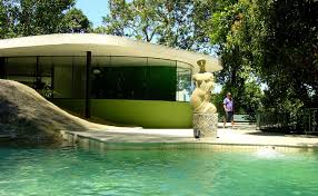 Home Design: Mid Century Modern Pool Design