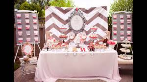 Small Picture Engagement Party at home decor ideas YouTube