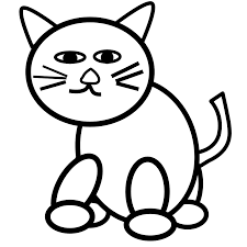 dog and cat black and white. Wonderful And OnlineLabels Clip Art  Cat Inside Dog And Black White B