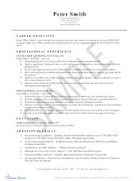 Resume Example Bank Loan Officer Resume Sample Mortgage Loan