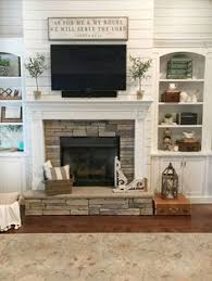 living room with fireplace decorating ideas. See Farmhouse Living Room Enriching Thoughts And Furniture Formats. Find Outline Motivation From An Assortment Of Nation Rooms, Including Shading, With Fireplace Decorating Ideas H
