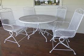 wrought iron patio furniture white wrought iron. click on photos below to enlarge wrought iron patio furniture white o