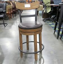 Ashley Furniture Bar Stool EBay With Stools At And S L1000