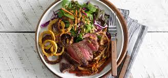 in ancho sirloin steak