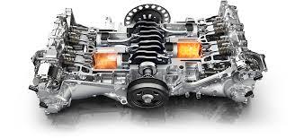 the subaru boxer engine subaru flat engine the subaru boxer engine