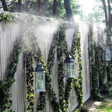 MosquitoX  The Good Earth Garden CenterBackyard Misting Systems