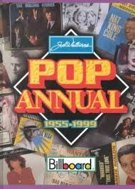 Billboard Charts 1955 Joel Whitburnss Pop Annual 1955 1999 Joel Whitburn