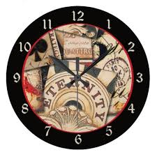 memories novelty wallclocks from time