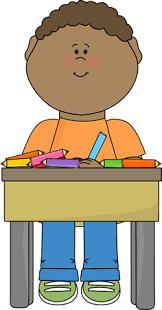 student desk clipart. Contemporary Student And Student Desk Clipart S