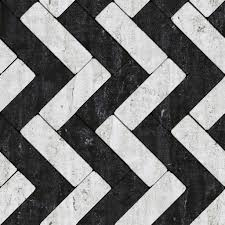 Seamless Kitchen Flooring Seamless Marble Black White Tile Pattern Texture 1024px Kitchen