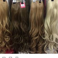 Hair Extensions All Colours Available Order Going In Depop