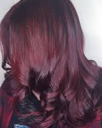 23 Trendy Shades Of Burgundy Hair Color For 2018 Within