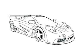 Race Cars Coloring Pages Free Race Car Coloring Pages Car Coloring