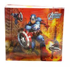 Fotoalbum 10 X 15 Cm 200 Fotek Disney Avengers 236633 6