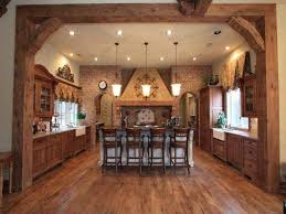 simple country kitchen designs. Brilliant Designs Wooden Stools White Country Kitchen Designs Simple Design The  Traditionl Antique Metal Chandelier In N