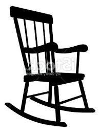 rocking chair silhouette. Amazoncom Charming Rocking Chair Silhouette R