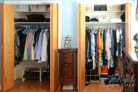how to organize a walk in closet master bedroom closet organization before organizing a small walk