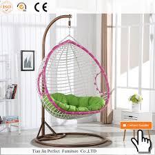Swinging Chair For Bedroom Indoor Rattan Bamboo Egg Swing Chair Adult Bedroom Hanging Wicker