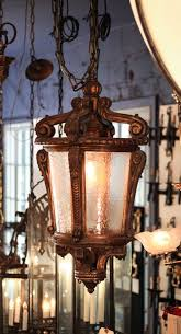 french wooden lantern a9694