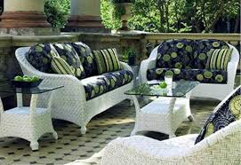 white outdoor patio furniture. image of white wicker patio furniture clearance outdoor u