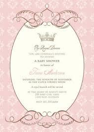 princess baby shower invitations templates com princess baby shower invitations templates