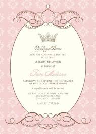 princess baby shower invitations templates ctsfashion com princess baby shower invitations templates