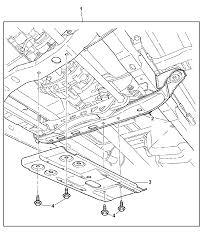 2008 dodge ram 1500 plate kit skid transfer case