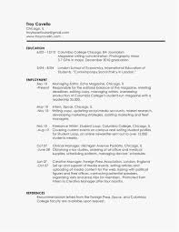 Word Resume Template Mac Free Resume Template References Lovely Pr ...