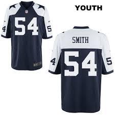 Zone Jaylon - Cowboys Smith Jersey Da