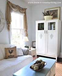ikea cabinet painted pure white using annie sloan chalk paint town and country living blog