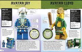 LEGO Ninjago Character Encyclopedia New Edition: With Exclusive Future Nya  LEGO Minifigure : Hugo, Simon, Sipi, Claire: Amazon.de: Bücher