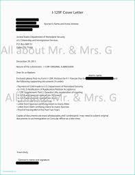 I 129f Cover Letter Letter Intent To Marry Top Format Form