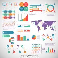 chart graphic design. Infographic Elements Pack Chart Graphic Design