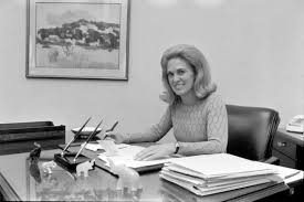 Nixon Administration Cabinet Advancing The Cause Of Women Richard Nixon Foundation