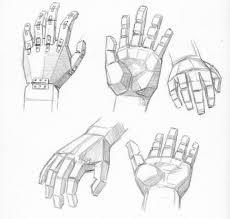 Come Si Disegnano Le Mani Secondo Andrew Loomis Circolo Darti