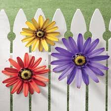 Magnificent Metal Garden Flowers Outdoor Decor 35 To Your Home Redesign  Options with Metal Garden Flowers Outdoor Decor