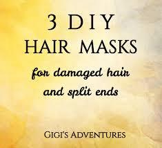 diy hair masks for damaged hair 1