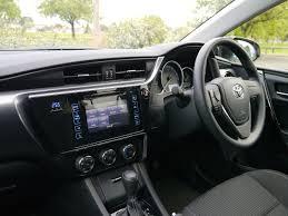 2015 Toyota Corolla Ascent CVT Hatch Review - A Small Hatch Safe-Bet