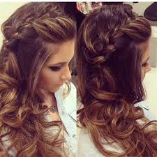 easy wedding guest hairstyles. side ponytail curly low updo wedding guest hairstyles for long . easy