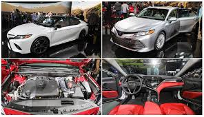 2018 toyota brochure. brilliant 2018 2018 toyota camry specs throughout toyota brochure