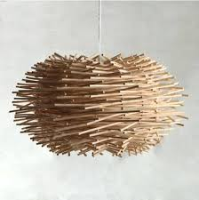 add pendant lighting modern wooden rattan bird nest pendant light add a touch of natural elements to cost to add pendant lighting