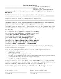 Event Planning Services Agreement Management Services Agreement Template Administrative 9 Free