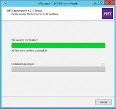 microsoft net framework 4 7 1 offline
