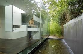 one story exterior house design. One-floor-to-ceilng-exterior-glass One Story Exterior House Design O