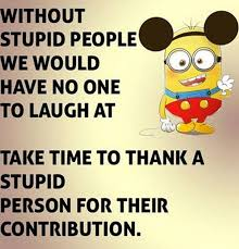 Stupid People Minion Quote Pictures Photos And Images For Facebook Extraordinary Stupid Quotes