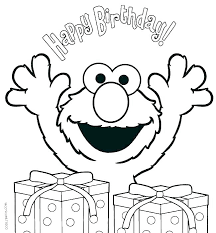 Printable Birthday Coloring Pages Birthday Party Coloring Pages
