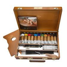 charvin extra fine oil painting sets jerry 39 s artarama paint exterior wood set
