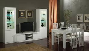 Meuble Tv Hifi Design Laqu Blanc Cristal Meuble Tv Laqu