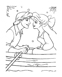 Coloring Pages Little Mermaid Coloring Pages Little Mermaid Princess