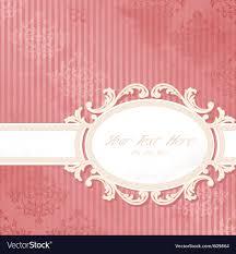 Antique Wedding Background